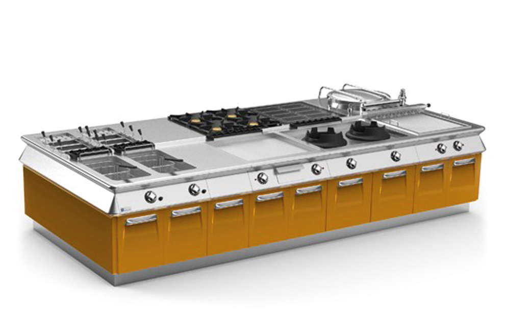 Cuisson | DeBeauvilliers Grandes Cuisines -1