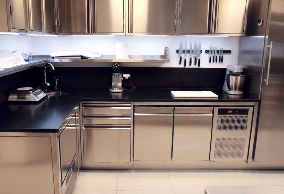 Eléments de cuisine professionnelle à domicile | DeBeauvilliers Grandes Cuisines -2