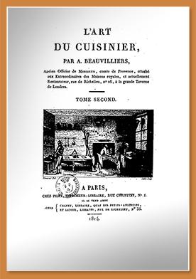 DeBeauvilliers Grandes Cuisines | L'Art du cuisinier